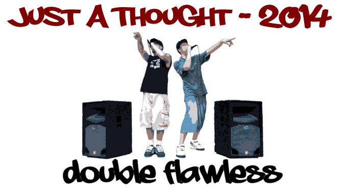 Just a thought - Double Flawless