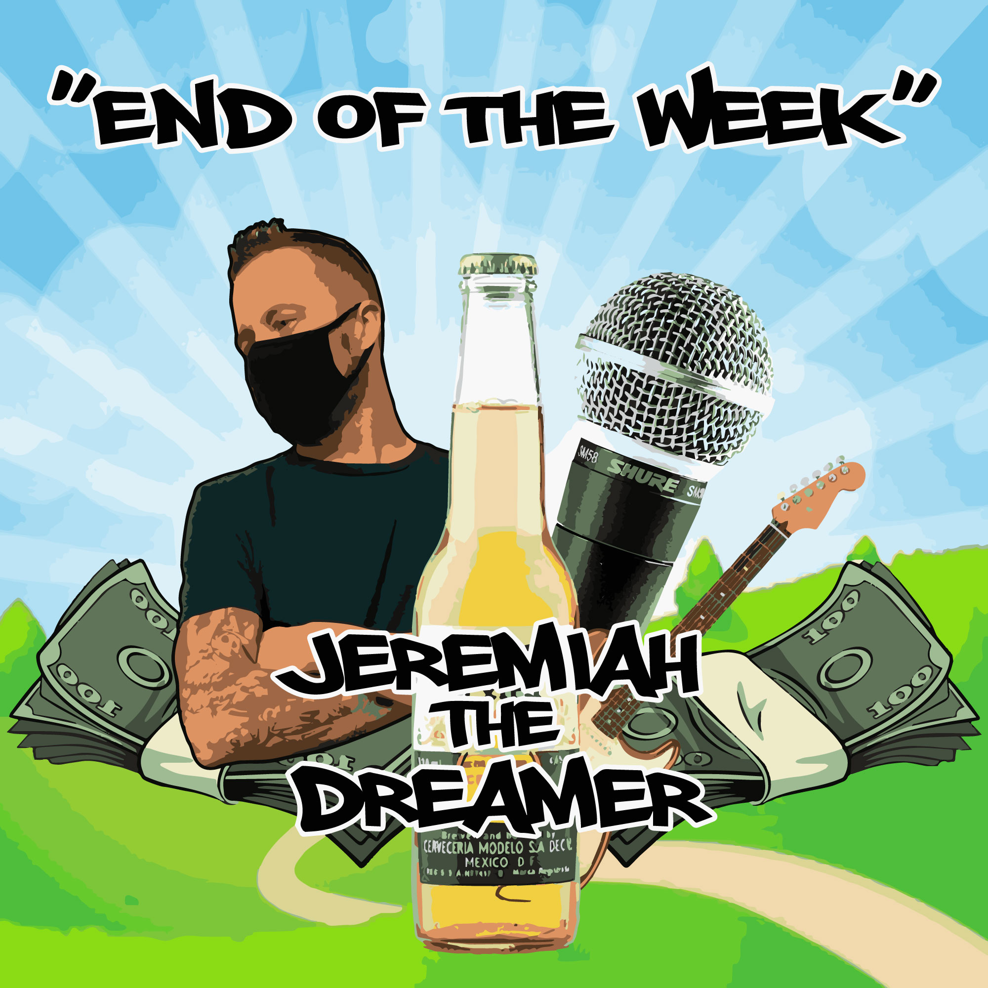 """End of the week"" by Jeremiah the Dreamer"