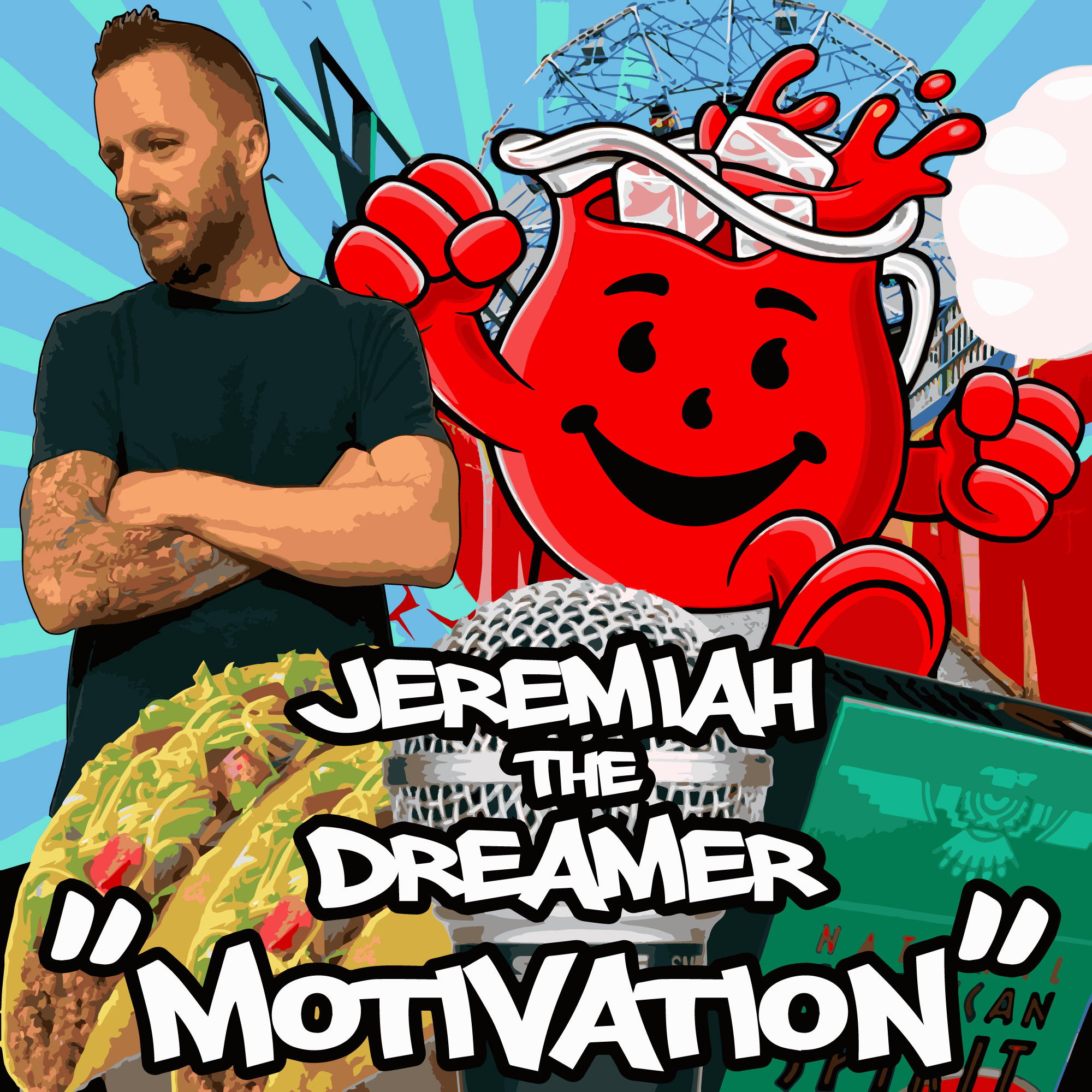 """Motivation"" by Jeremiah the Dreamer"